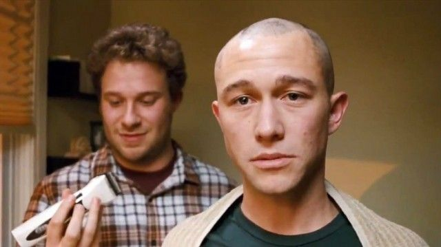 Seth Rogen and Joseph Gordon-Levitt in '50/50'