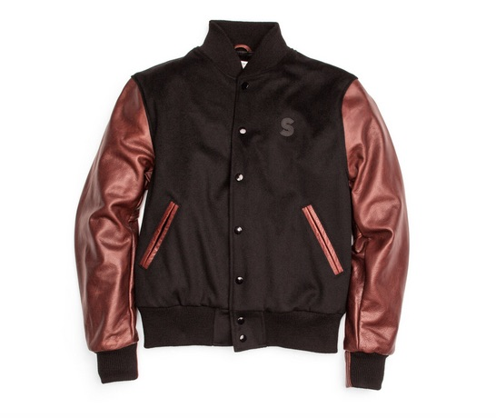 Shinola Varsity jacket