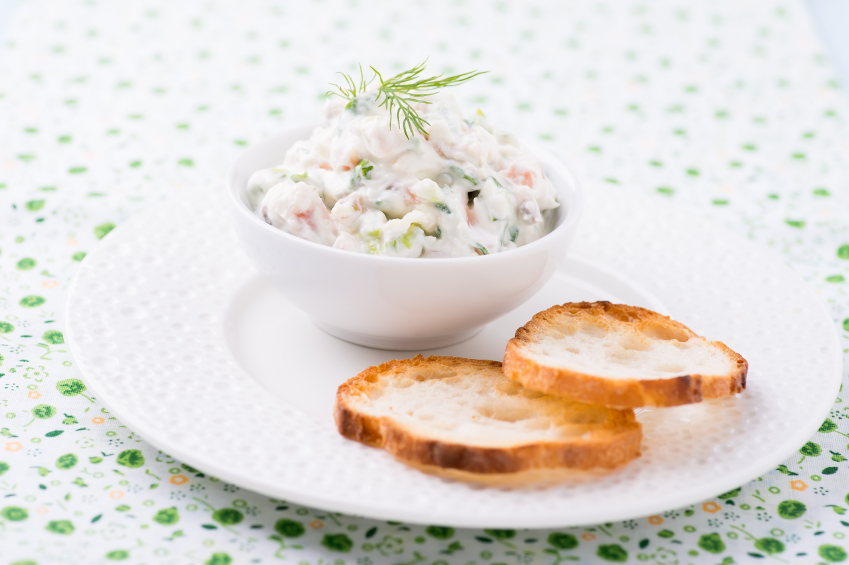 salmon cream cheese spread