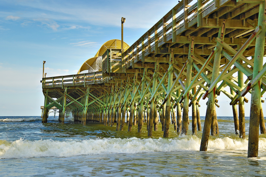 dock in South Carolina