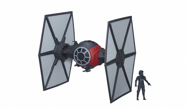 Star Wars Special Forces TIE Fighter