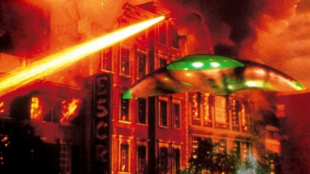 'The War of the Worlds'
