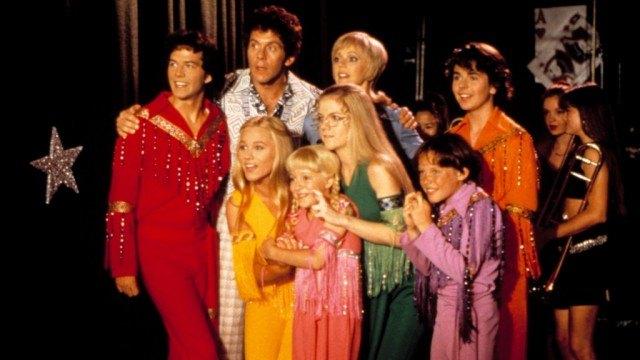 The cast of 'The Brady Bunch Movie'