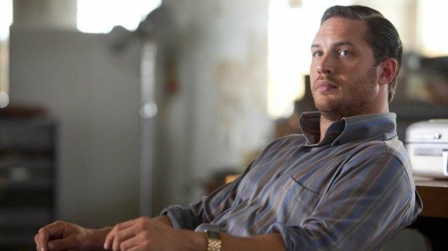 Tom Hardy in Inception