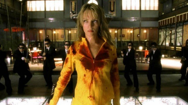Uma Thurman in Kill Bill Vol. 1