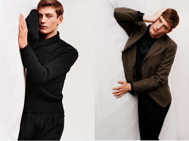 Uniqlo + Lemaire fall style