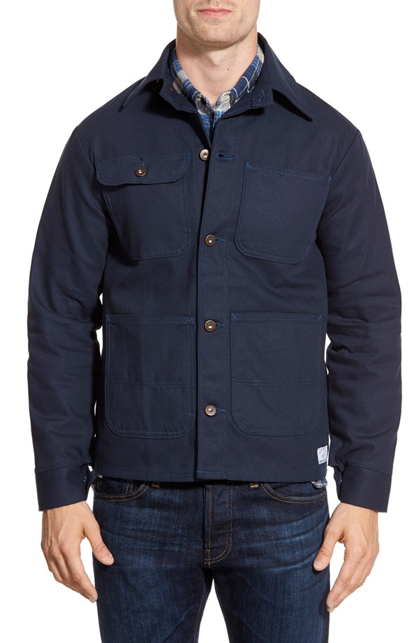 United by Blue duck canvas workwear jacket
