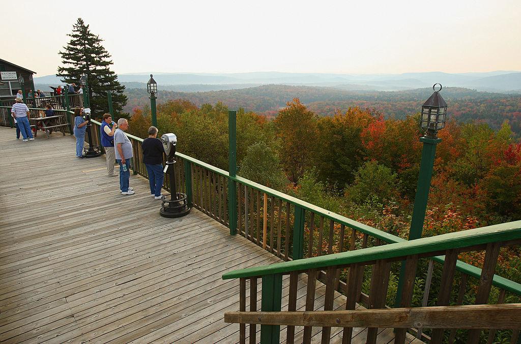 Vermont scenery job growth