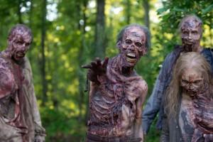 'The Walking Dead': How Much Do the Zombies Get Paid?