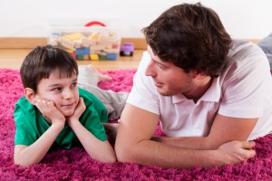 9 Ways to Get Your Children to Talk to You
