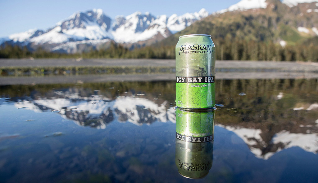 A true Alaskan beer
