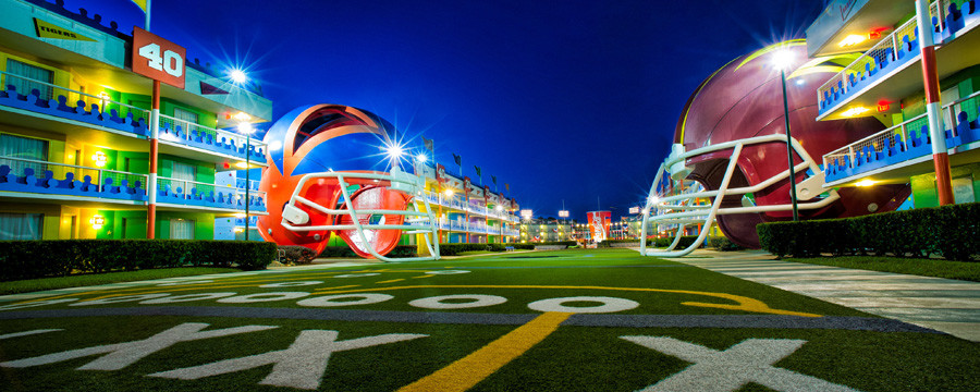 Disney All-Star Sports Resort
