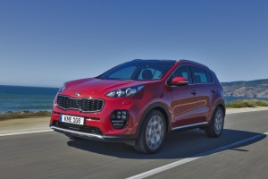 Kia's New Sportage: Do You Like Its New Look?
