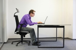 Desk Job Causing You Back Pain? Here's What You Can Do About It