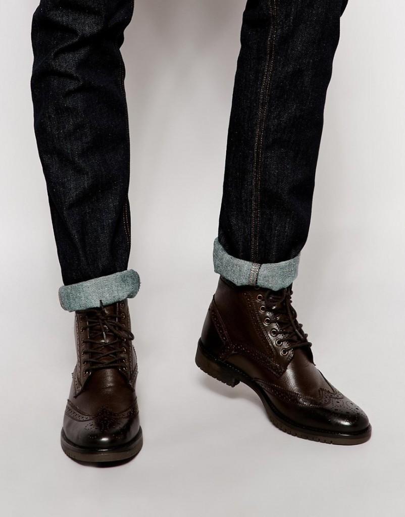 Asos Brogue Boot