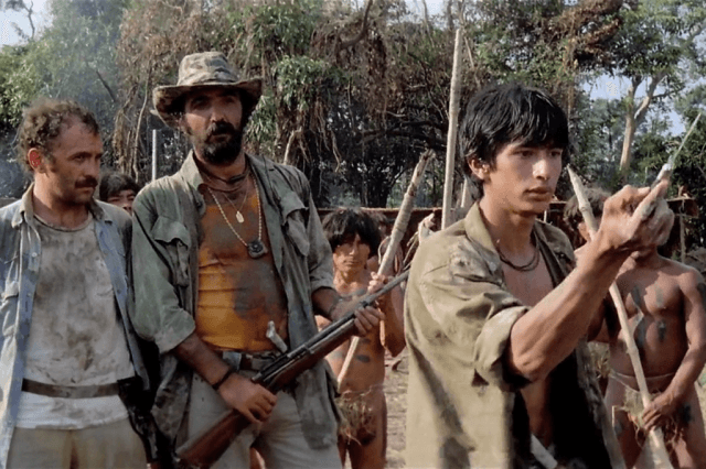 'Cannibal Holocaust'