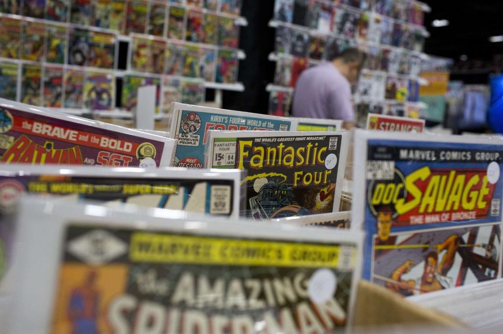 Marvel and DC Comic Books Worth Big Money