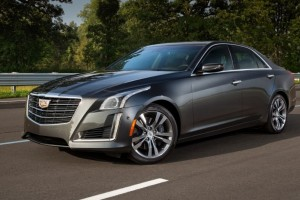 2016 Cadillac CTS V-Sport: This Is Not Your Grandaddy's Caddy