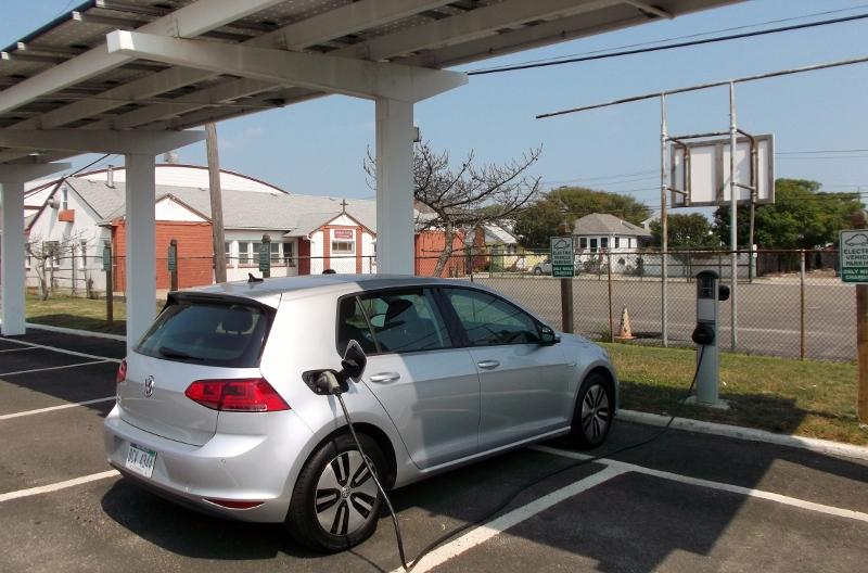 Volkswagen E Golf Test Does Zero Emissions Work In New York