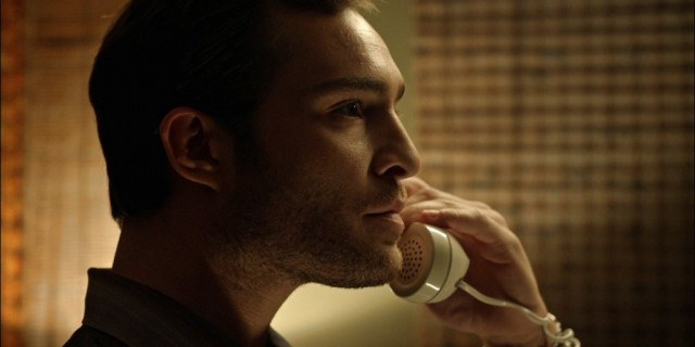 Ed Westwick in Wicked City