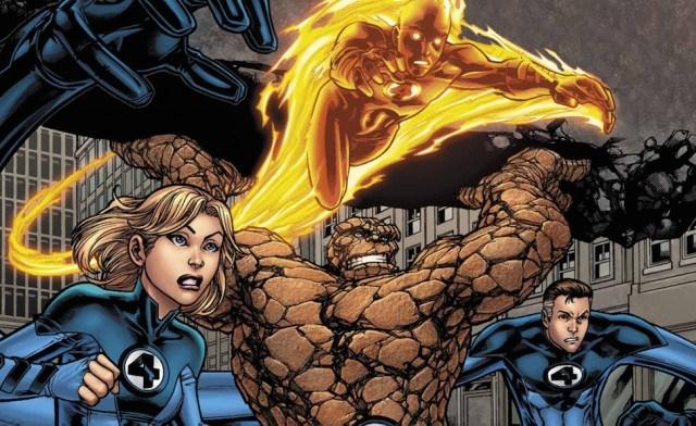 Fantastic Four - Comics