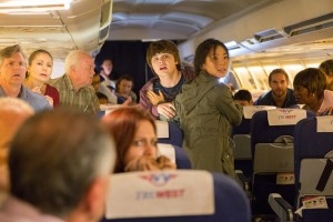New 'Walking Dead' Spinoff Puts Zombies on a Plane