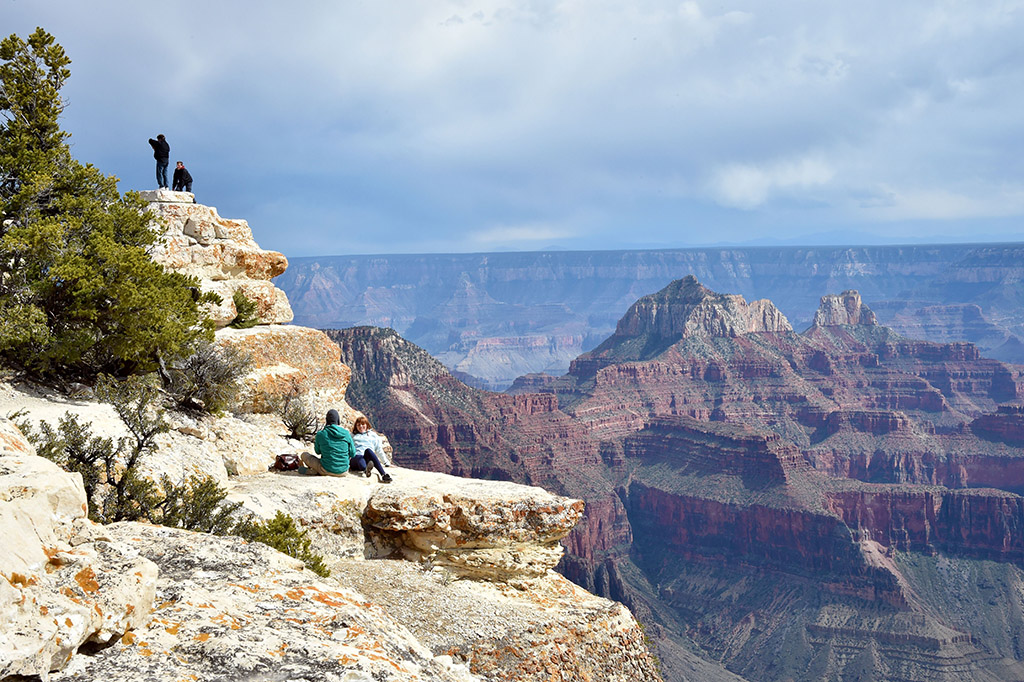 Northern rim, Grand Canyon