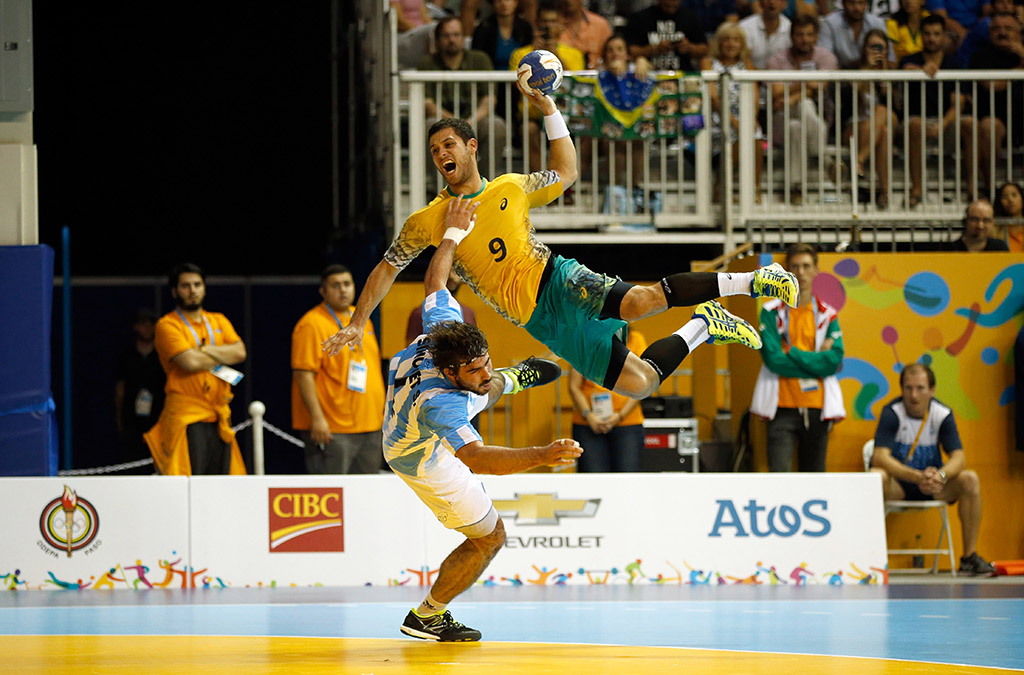 handball, Brazil