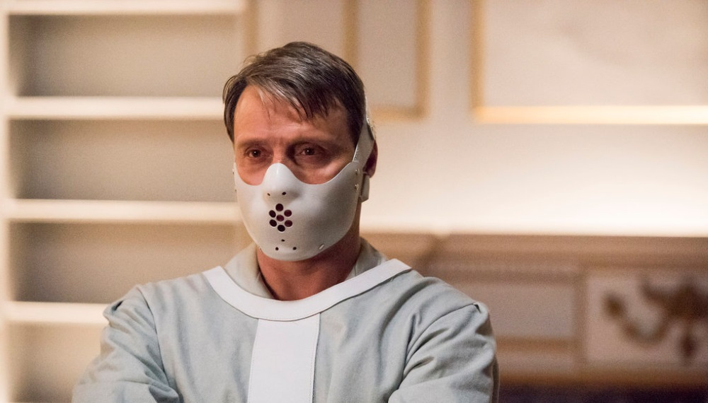 Mads Mikkelsen in Hannibal