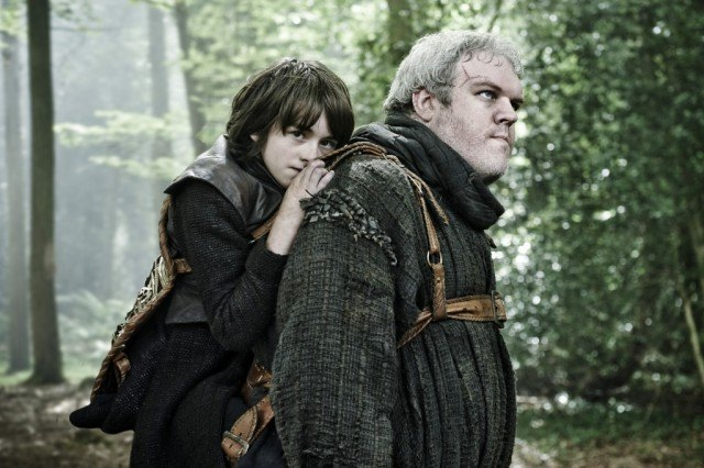 Hodor, Game of Thrones; Image Source: HBO