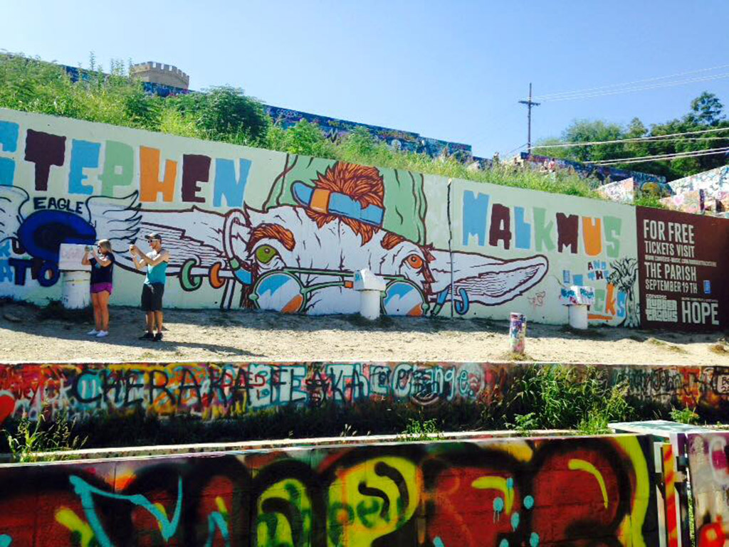 Hope Outdoor Gallery, Austin, Texas