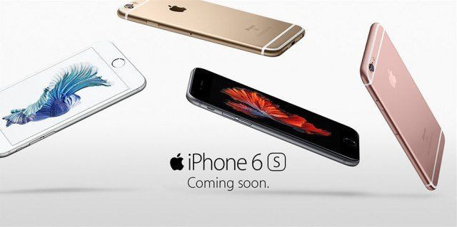iPhone 6s coming soon