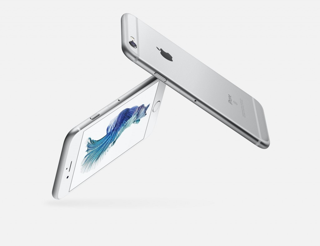 iPhone 6s silver