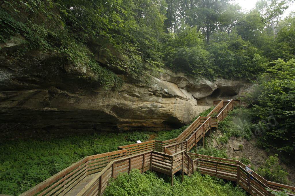 Indian Cave State Park, Nebraska