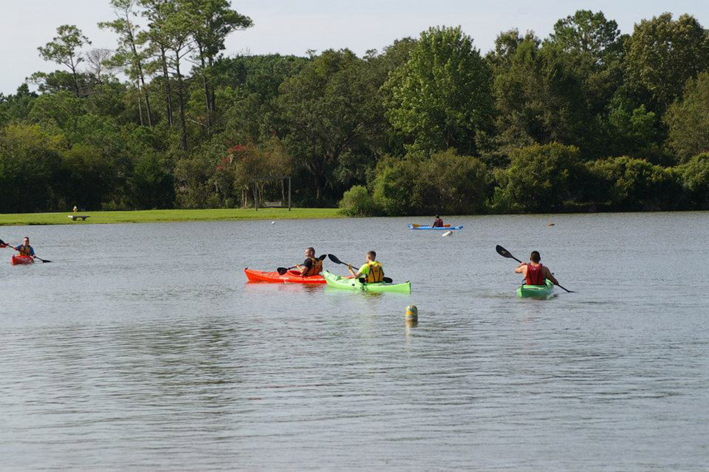James Island County Park, South Carolina