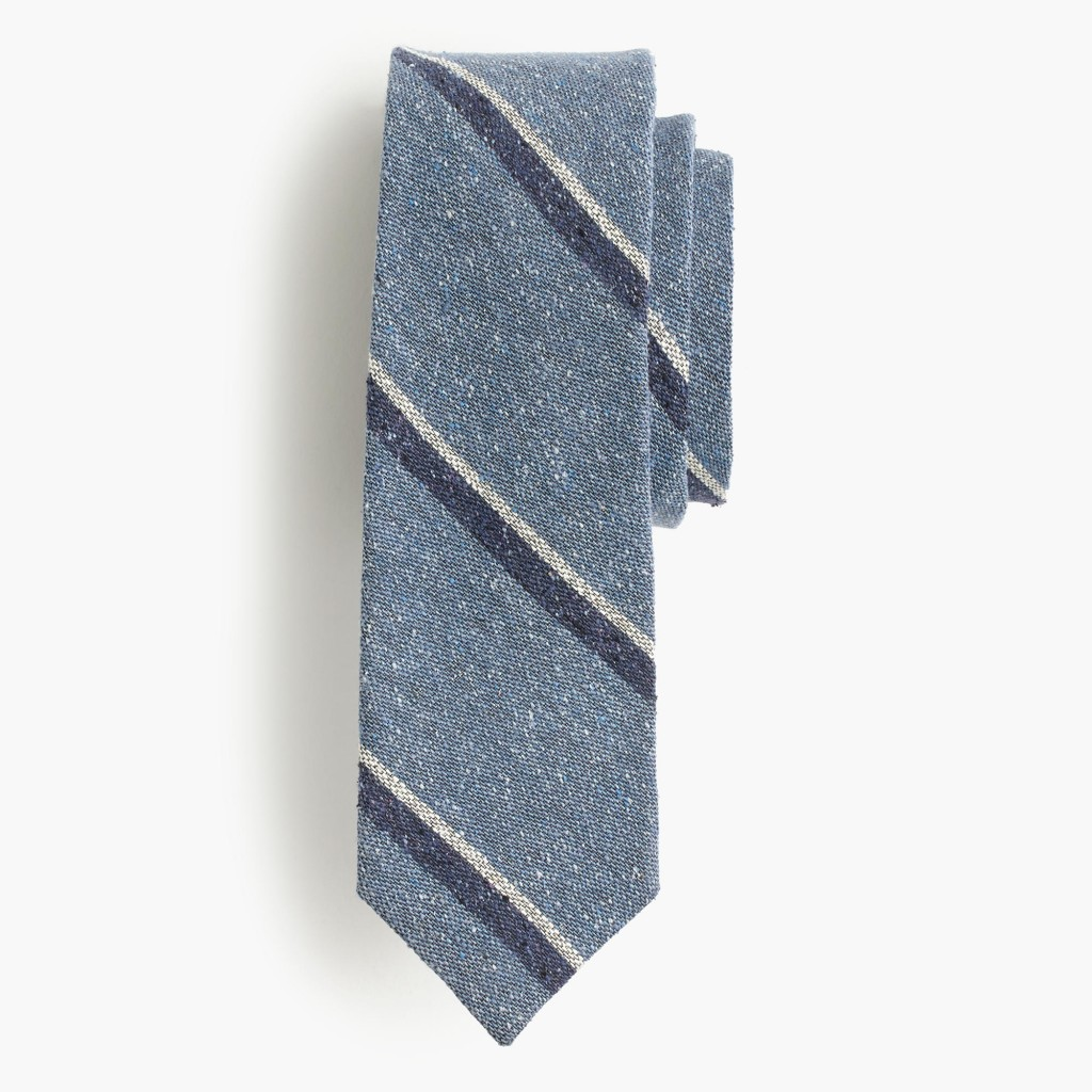 Tweed Tie from J.Crew
