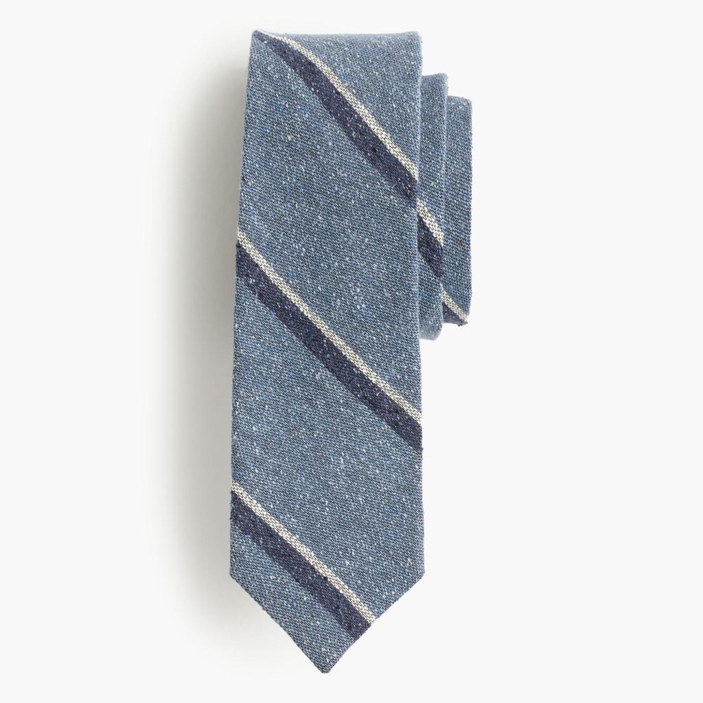 Tweed Tie from J.Crew