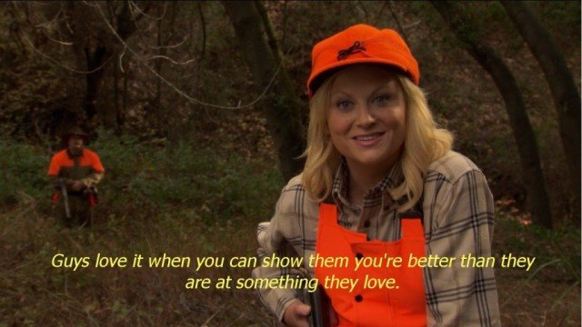 Leslie Knope; Image Source: NBC