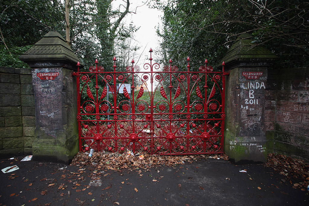 Strawberry Field, Liverpool, England