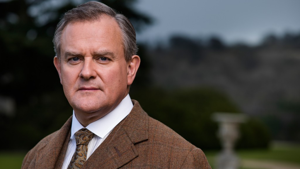 Downton Abbey cast member Hugh Bonneville
