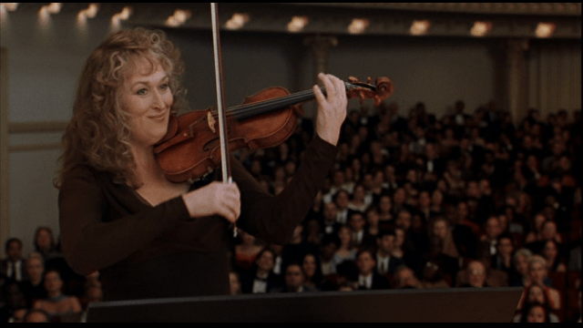 Meryl Streep in Music of the Heart