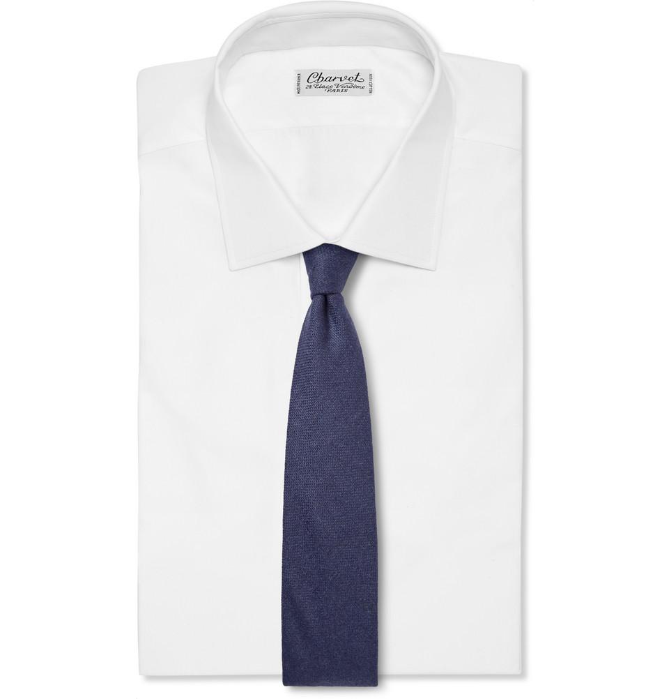 Emma Willis Cashmere Tie