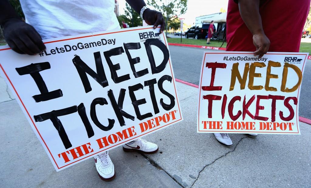 need tickets