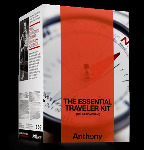 The Essential Traveler Kit