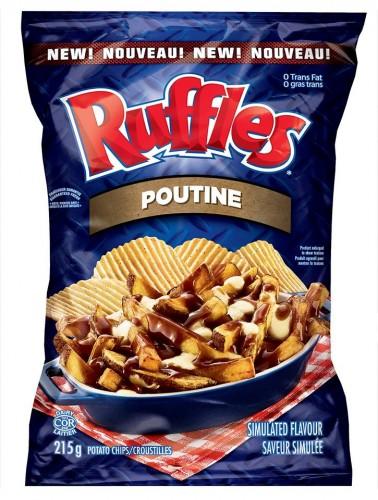 ruffles poutine