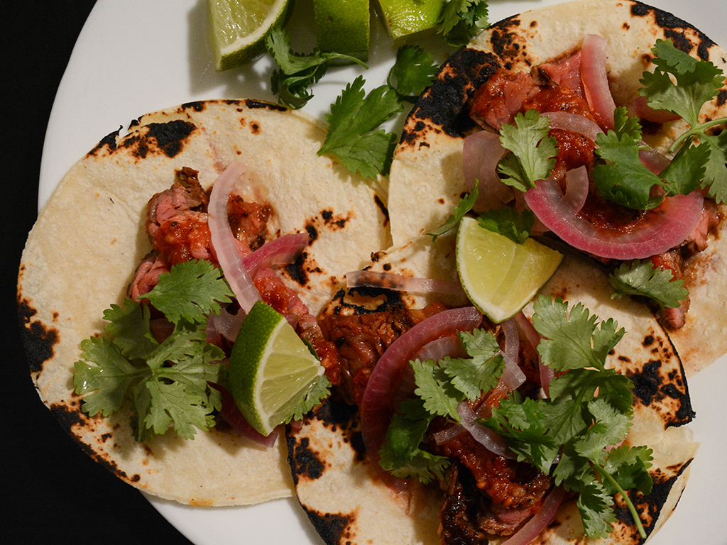 easy steak tacos 1