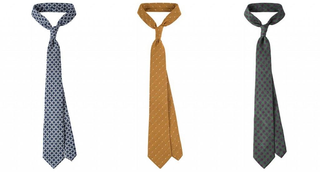 Suitsupply Wool Ties
