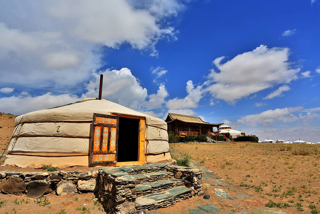 Three Camel Lodge, Khankhongor, Mongolia