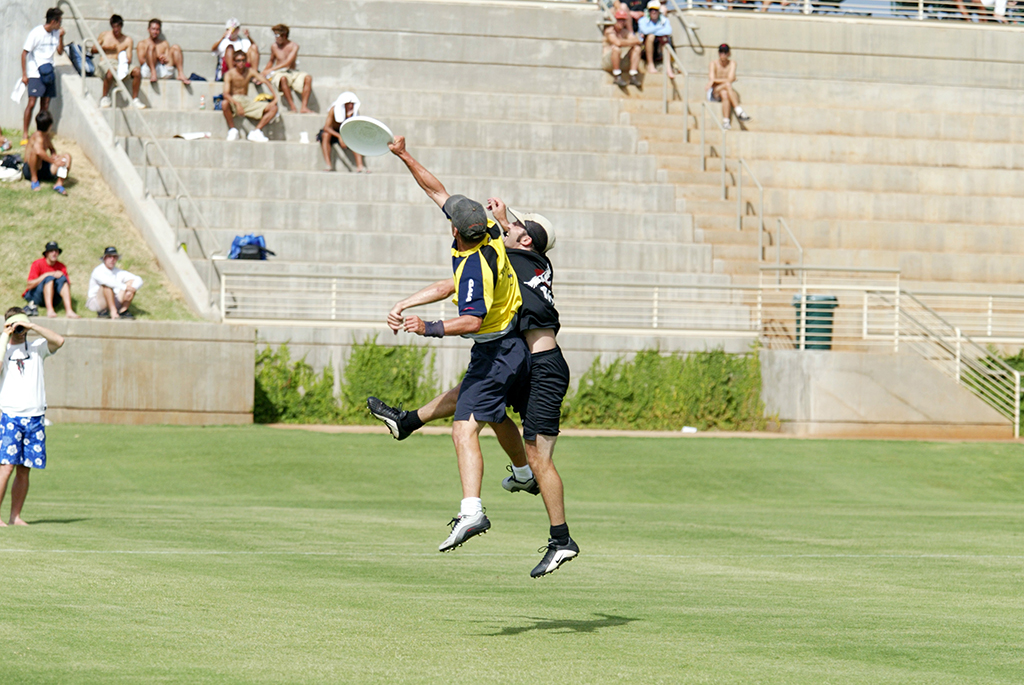 ultimate frisbee, Honolulu