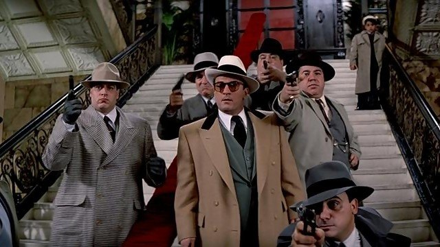 'The Untouchables'
